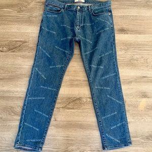 Tommy Hilfiger- Logo Jeans RARE